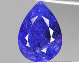 16.94 Cts  Amazing rare Violet Blue Color Natural Tanzanite Gemstone