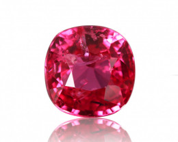 Natural Red Spinel 3.05 Cts from Tanzania