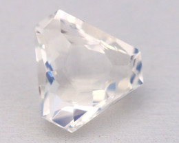 2.80Ct Natural Mexican Precision Cut Interesting Crystal Fire Opal B0909