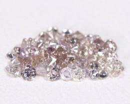 Pink Diamond 0.62Ct Natural Untreated Genuine Fancy Diamond Lot BM330