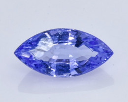 2.02 Crt Natural  Tanzanite Faceted Gemstone.( AB 12)