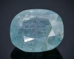 2.98 Crt Natural Grandidierite  Faceted Gemstone.( AB 12)