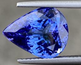 7.3 Cts Natural Tanzanite AAA+ Grade Nice Color Gemstone