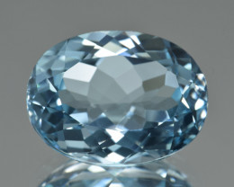 Natural Blue Topaz 23.88 Cts Excellent Quality Gemstone