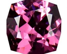Spinel 1.38 Cts Pink Signature Geo Cut BGC770