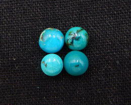 7.0cts Lucky Turquoise ,Handmade Gemstone ,Turquoise Cabochons ,Lucky Stone