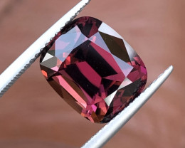 5.90 ct Dark Red/Pinkish Color Congo Tourmaline