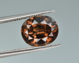 Natural Zircon 2.98 Cts Good Quality from Cambodia