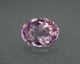 Natural  Kunzite 6.89 Cts Pink Color Gemstones