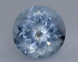 1.81 Crt Natural Aquamarine Faceted Gemstone.( AB 13)