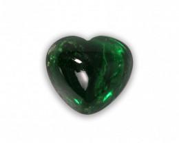 Vivid Green Natural Tsavorite Garnet 3.56 ct