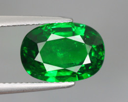 4.80 CT TSAVORITE GARNET VIVID GREEN 100% NATURAL UNHEATED CERTIFIED