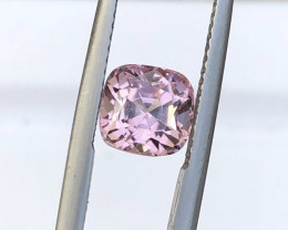 1.85 ct Gorgeous Baby Pink Congo Tourmaline