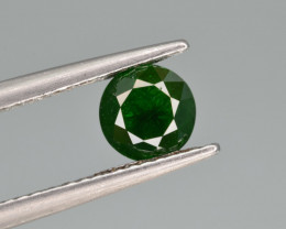 Natural Demantoid Garnet 1.09 Cts, Rich Green Color