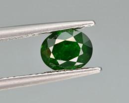 Natural Demantoid Garnet 1.18 Cts, Rich Green Color