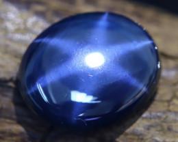 Star Sapphire 6.68Ct 6 Rays Natural Blue Star Sapphire A1423