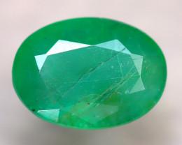 Emerald 1.95Ct Natural Zambia Green Emerald D1615/A38
