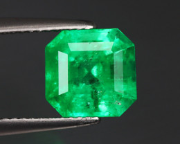 3.21 CT EMERALD COLOMBIA 100% NATURAL UNHERATED CERTITFIED