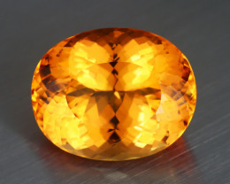 13.920 CT TOPAZ NATURAL  100% UNHEATED IF CLEAN
