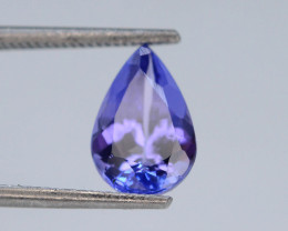 AAA Grade 1.30 ct Tanzanite eye catching Color~