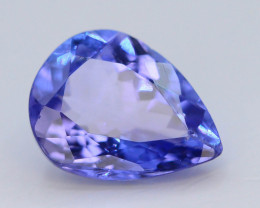 AAA Grade 1.45 ct Tanzanite eye catching Color~