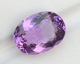 10.65 Carats Natural Amethyst Gemstones