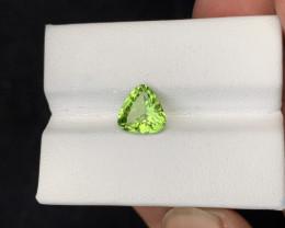 2.20 Carats  Natural  Peridot Gemstone