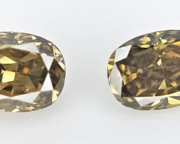 0.16 CTS .Fancy shape Diamond ,  Fancy Color Diamond