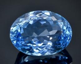 16.83 Crt Natural Topaz Faceted Gemstone.( AB 14)