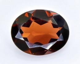 2.62 Crt Natural Garnet Faceted Gemstone.( AB 14)