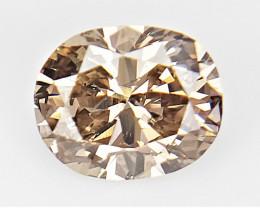 0.30 cts Fancy shape Diamond ,  Fancy Color Diamond