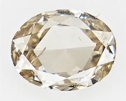 0.20 cts Fancy shape Diamond ,  Fancy Color Diamond