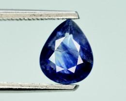 Gorgeous Color 1.45 Ct Natural Royal Blue Ceylon Sapphire ~ 1