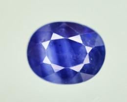 Gorgeous Color 1.55 Ct Natural Royal Blue Ceylon Sapphire ~ 1