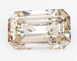 0.46 cts Fancy shape Diamond ,  Fancy Color Diamond