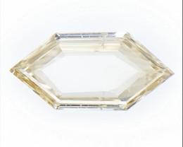 0.26 cts Fancy shape Diamond ,  Fancy Color Diamond