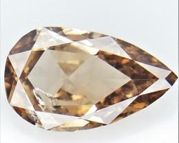 0.25 cts Fancy shape Diamond ,  Fancy Color Diamond