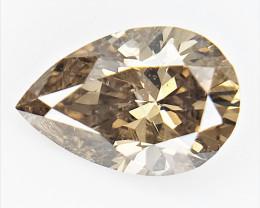 0.36 cts Fancy shape Diamond ,  Fancy Color Diamond