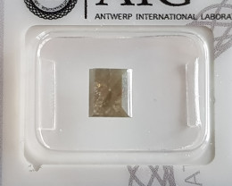 1.40ct Diamond - Certified by AIG