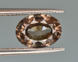 Natural Zircon 2.27 Cts Good Quality from Cambodia