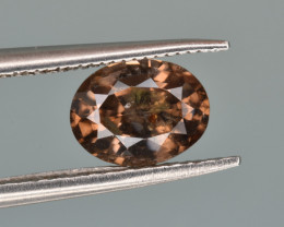 Natural Zircon 1.58 Cts Good Quality from Cambodia