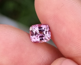 NO TREAT 1.38 CTS NATURAL STUNNING VS PINK SPINEL FROM BURMA
