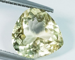 3.81 ct Top Quality Gem Stunning Pear Cut Natural Scapolite