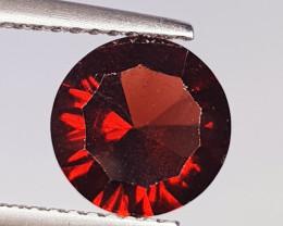 2.31 ct AAA Grade Round Cut Natural Rhodolite Garnet