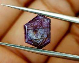 4.75Crt Trapiche Ruby Unheated Natural Gemstones JI19