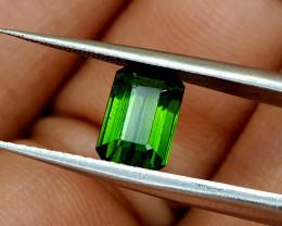 1.65Crt Mint Green Tourmaline Natural Gemstones JI19