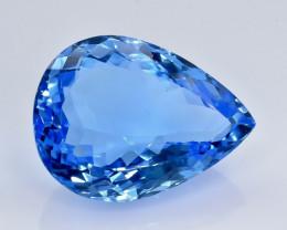 35.06 Crt Topaz Faceted Gemstone (Rk-90)