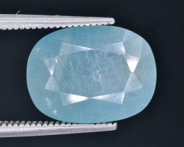 7.05 Crt Rare Grandidierite Faceted Gemstone (Rk-90)