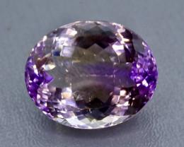 18.73 Crt Ametrine Faceted Gemstone (Rk-90)