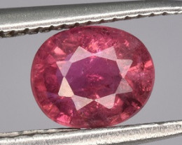 A Beautiful Pink Tourmaline 0.49 CTS Gem